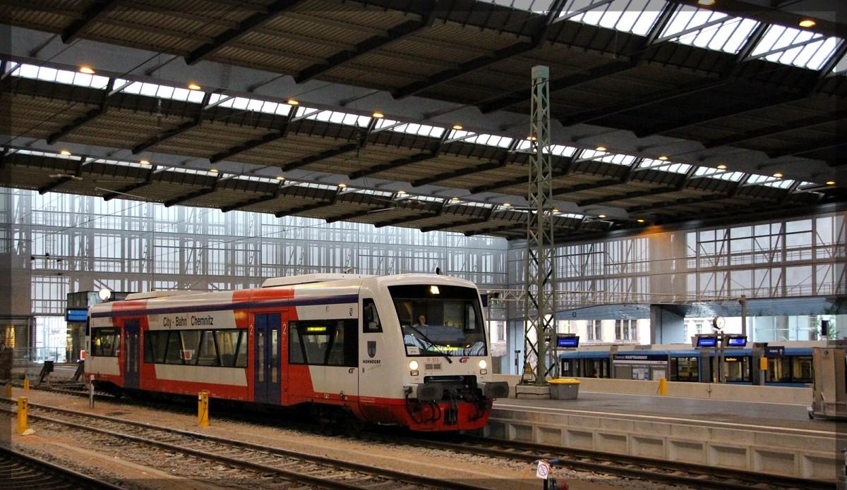 City Bahn Chemnitz Gmbh Fotos Baureihe643startbilderde
